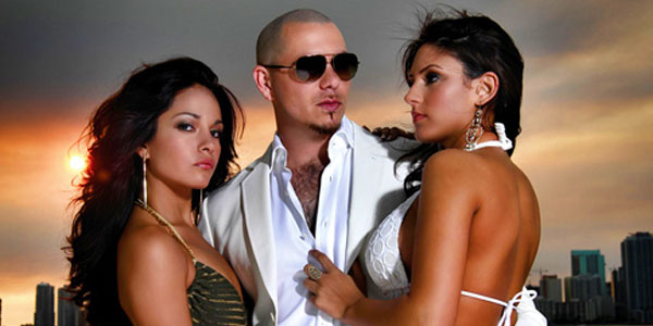 Pitbull – Give Me Everything ft. Ne-Yo
