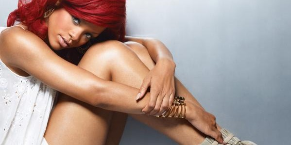WTF: Rihanna Caught Topless but Not Really