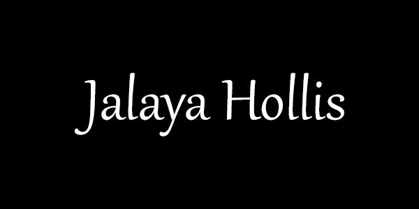 Jalaya Hollis: Delivering Truth in Music