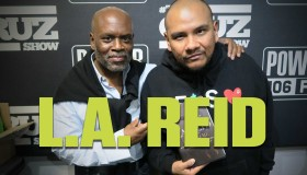 L.A. Reid Calls Kanye West The Most Creative Artist In The World