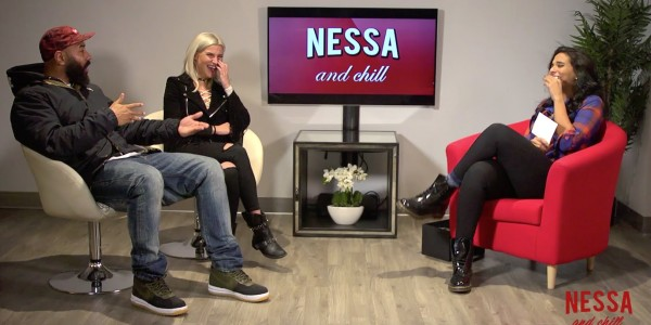Nessa And Chill 102: Valentine's Day, Sex Toys, and What Guys Really Mean