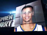 Stephen Curry: 2016 Foot Locker 3-Point Contestant