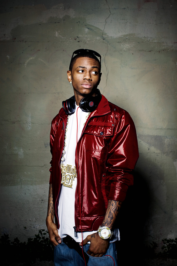 Soulja Boy Mourns the Loss of His Brother – Urban Magazine