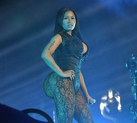 Minaj ass pics niki